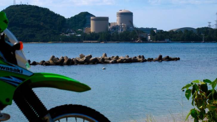 美浜原発建屋